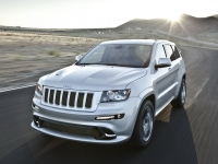 2012 Jeep Grand Cherokee SRT8