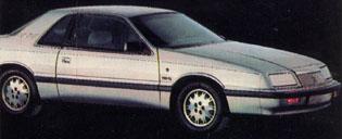 Le Baron Coupe GTC 1990 (France)