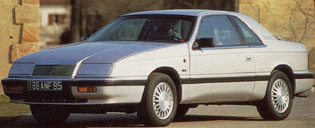 Le Baron Coupe 1992 (France)