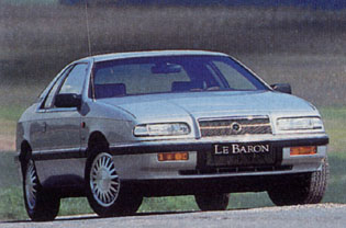 Le Baron Coupe LX 1993 (France)
