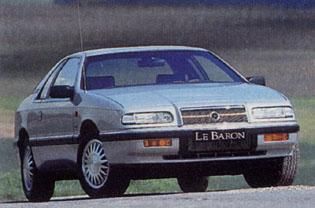 Le Baron Coupe LX 1993 (France)