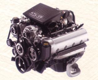 Motorisation Power Tech V8 4,7 litres