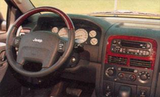 Grand Cherokee Overland V8 2002