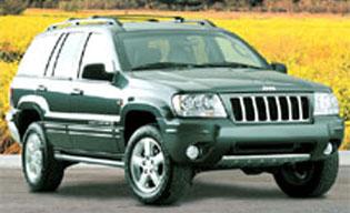 Grand Cherokee 2003